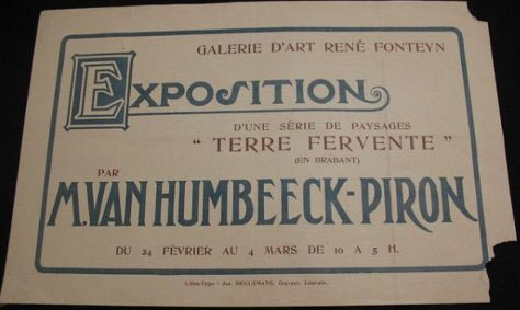 Van Humbeeck-Piron
