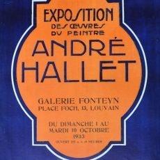 André Hallet
