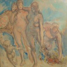 Paulis - peintures